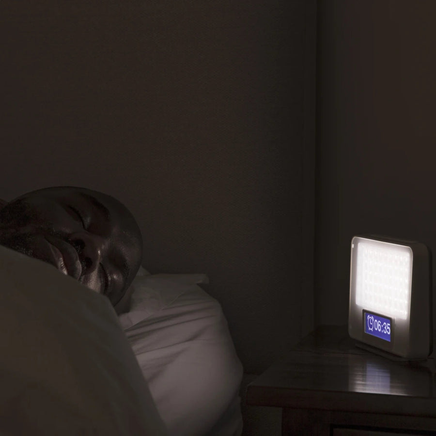 Zest SAD & wake-up light