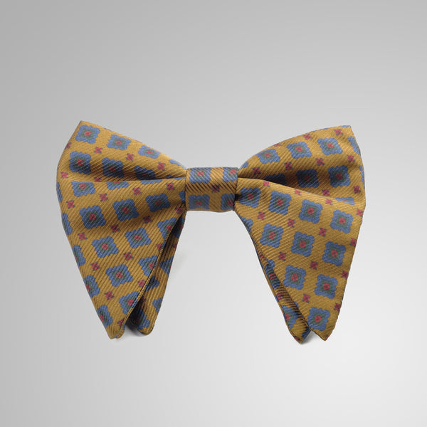 Vintage Forrest Green Bow Tie