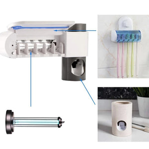 Electric Antibacterial Toothbrush Sterilizer