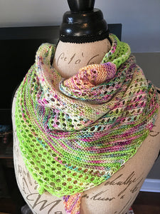 Mini Madness Shawl Pattern