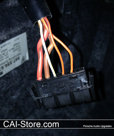 Factory Subwoofer Harness