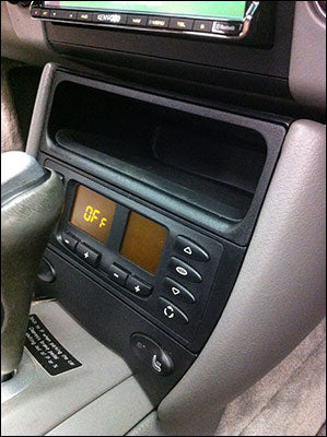 porsche 996 911 and 986 boxster double din radio. Black Bedroom Furniture Sets. Home Design Ideas
