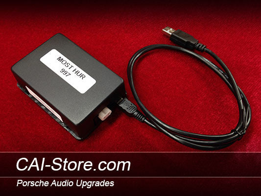 HUR 997 Porsche Radio Replacement Module