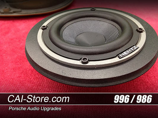 "3"" Speaker Adapter for Porsche 996"