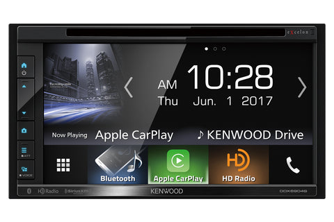 Kenwood DDX6906S Porsche headunit upgrade 986/996 with Apple CarPlay™ (unit ony)
