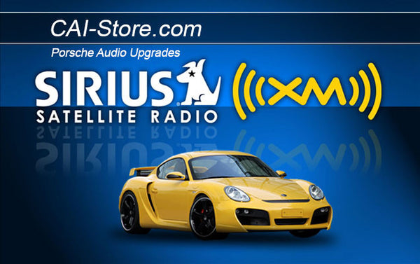 Sirius/XM Upgrade for CAI-Store.com Radio Kits