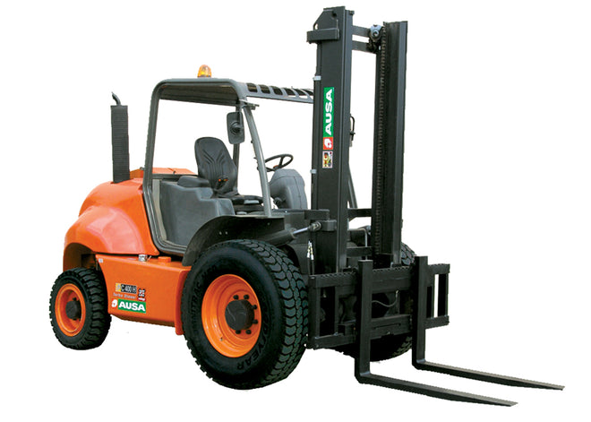 Rough Terrain Forklift for Hire