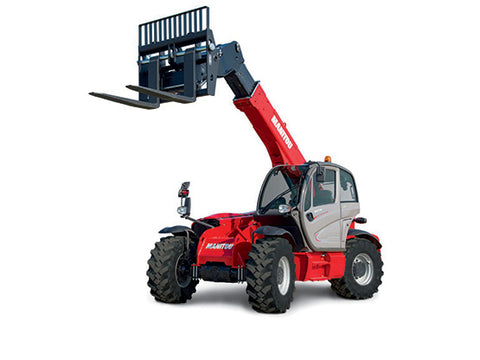 Telehandler 8.10M - Total Access