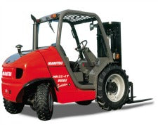 Masted Forklift 1.99M - Total Access