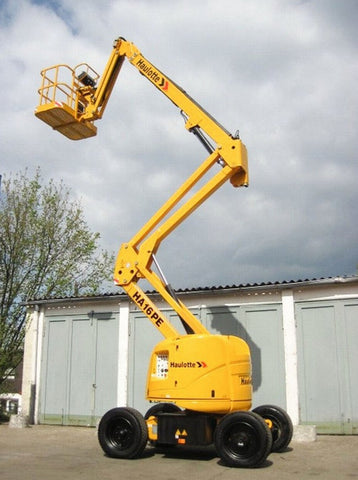 Electric Boom 16M - Total Access