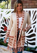 Load image into Gallery viewer, Pocahontas Cardigan