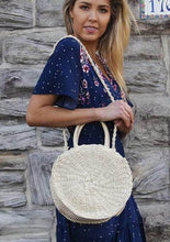 Load image into Gallery viewer, Woven Boho Bag