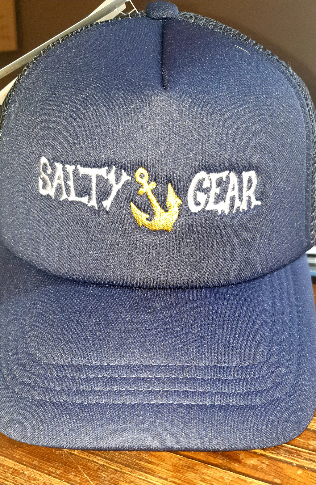 Salty⚓Gear Trucker CAPS