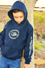 FISH Hooded Jumper YOUTH