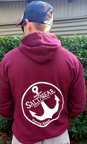 QUEENSLANDER Salty Gear HOODY Adult