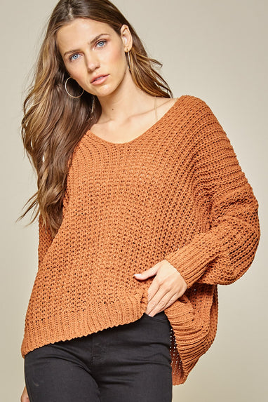 Pumpkin Spice Sweater