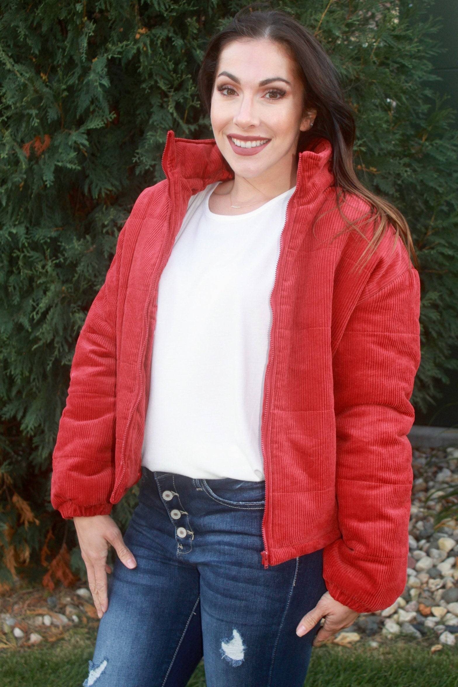 Red Hot Jacket
