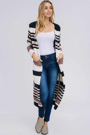 Weekend Fever Duster Cardigan