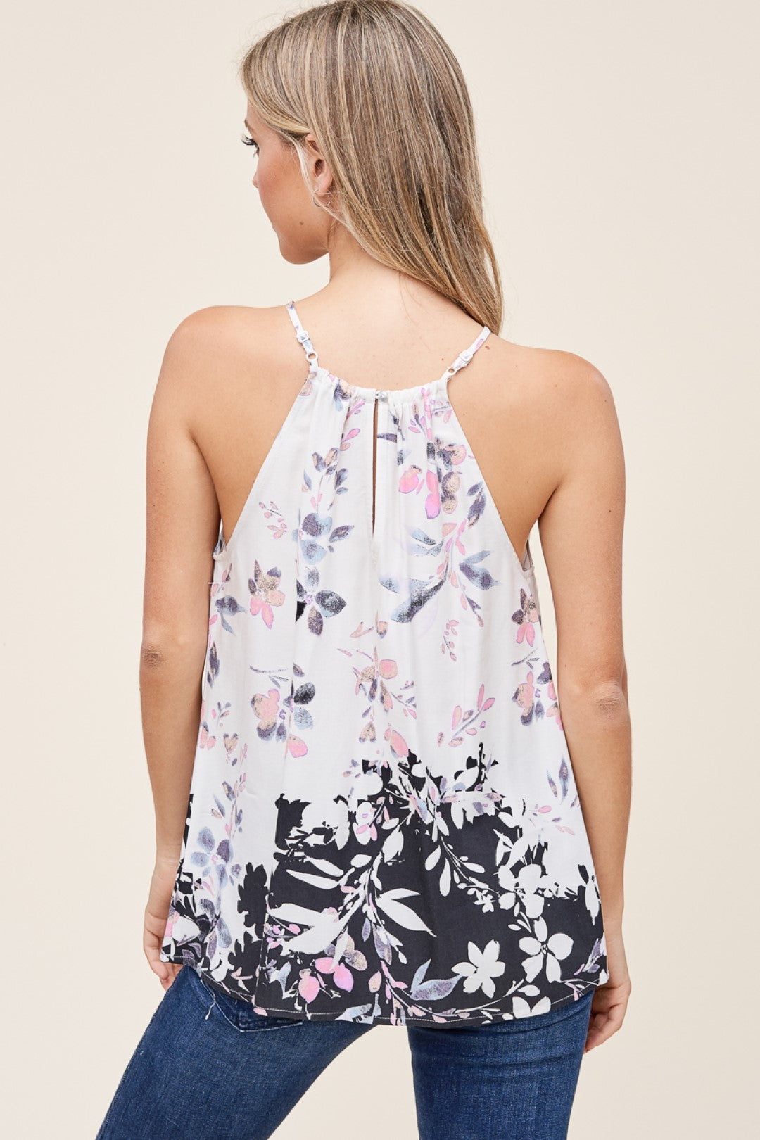 Life In Bloom Tank