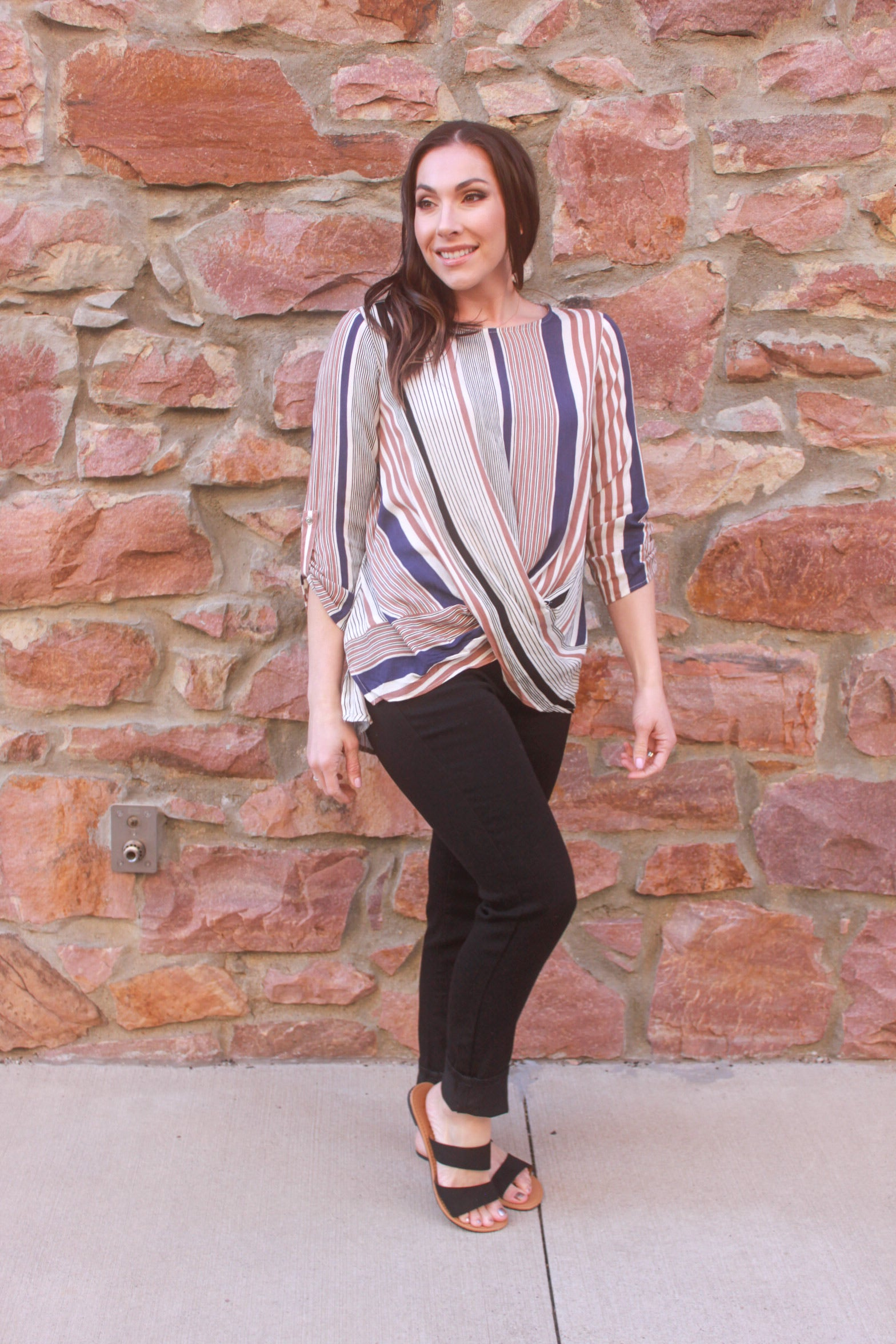 Business Casual Blouse