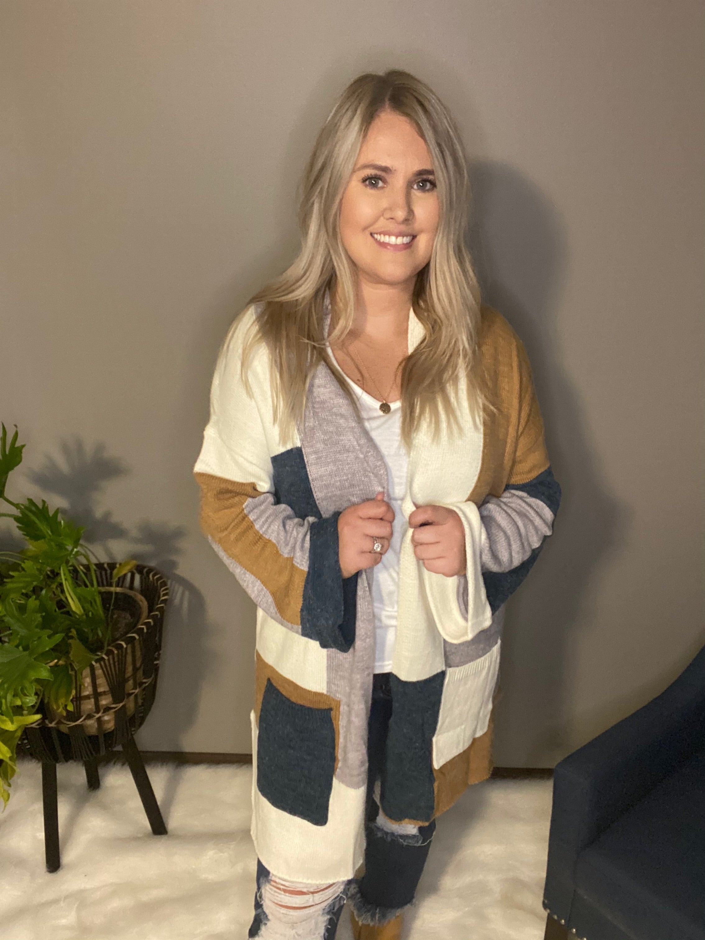 Spice Things Up Cardigan