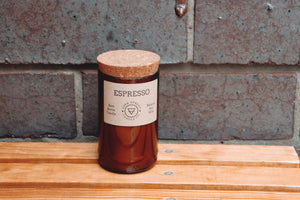 York St. Candle Co Espresso Candle