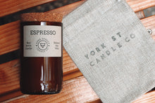 Load image into Gallery viewer, York St. Candle Co Espresso Candle