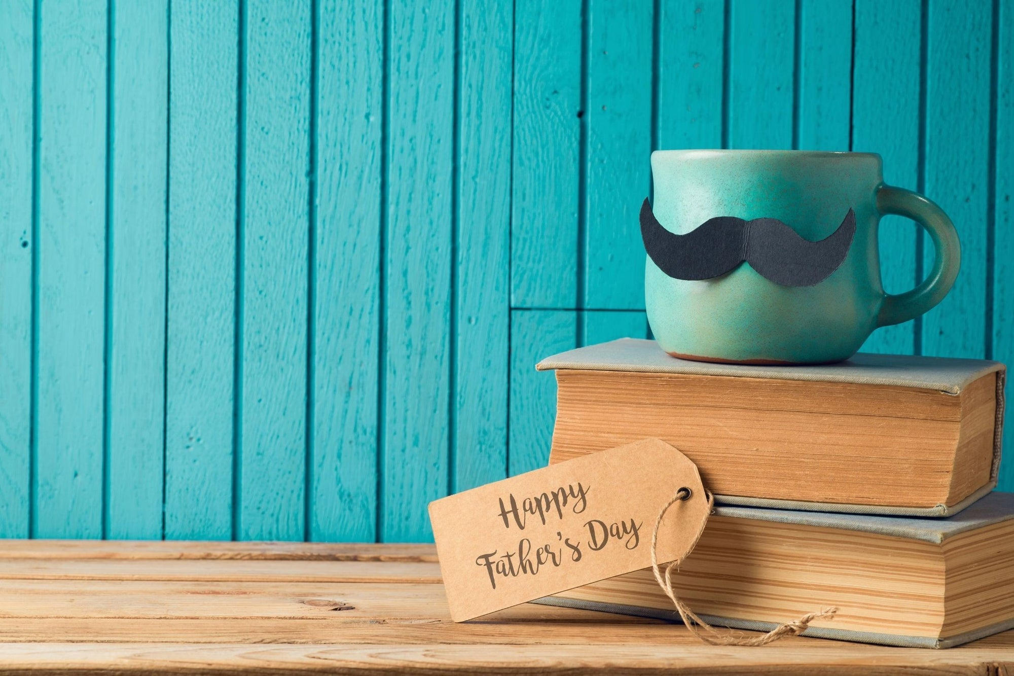 Gift Ideas for Father's Day by New English Teas