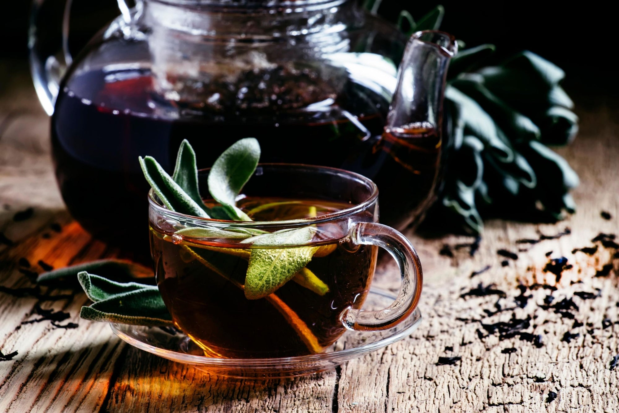Traditional Black Tea - A quick guide