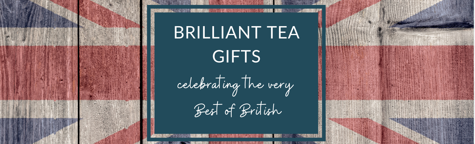 Best of British tea gifts, collectables, tea tins & gift caddies