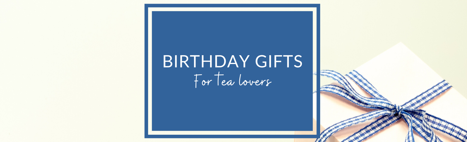 Birthday Tea Gifts Delivered