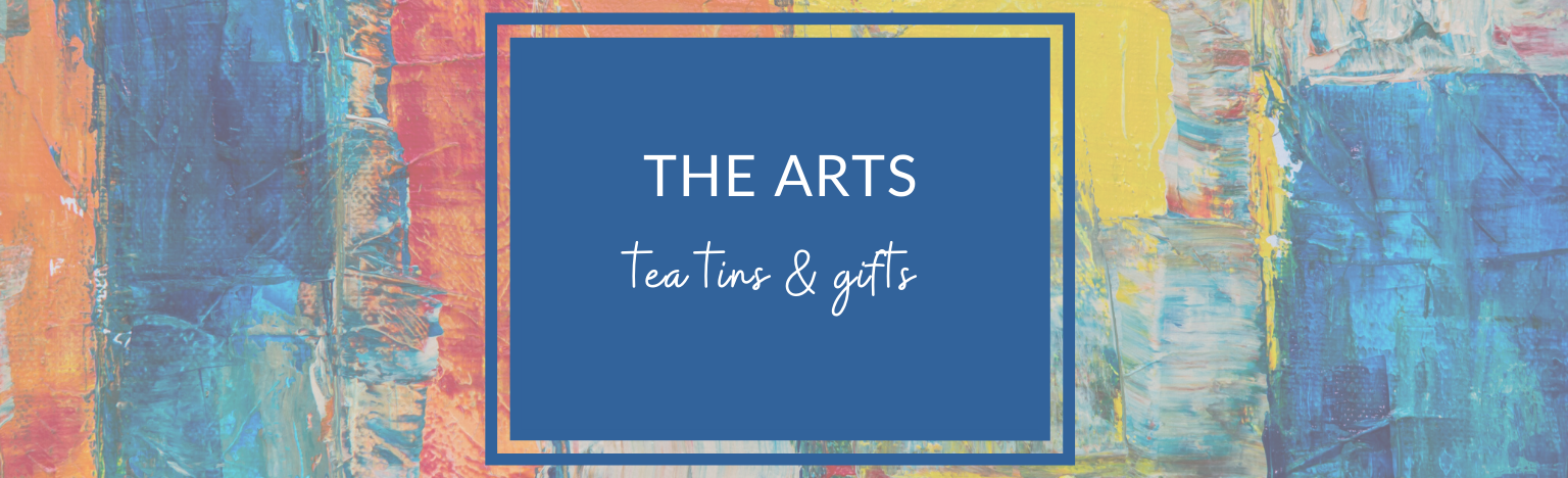 The Arts, tea gifts, tea caddies and tea delivered direct