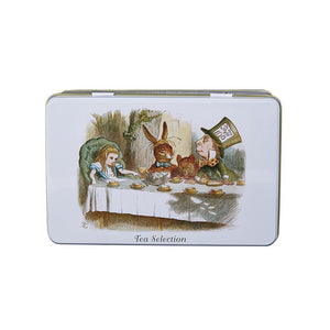 Alice in Wonderland English Tea Tin Collectors Gift Black Tea New English Teas