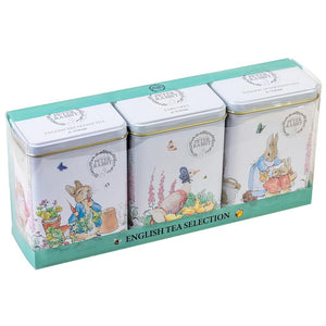 Beatrix Potter English Tea Triple Gift Pack Black Tea New English Teas