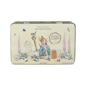 Beatrix Potter Tea Tin Gift Set Black Tea New English Teas