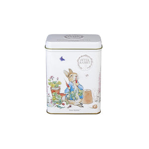 Beatrix Potter Tea Tin with 40 English Breakfast teabags Black Tea New English Teas
