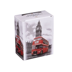 Black And White Red Bus Afternoon Tea 6 Teabag Carton Black Tea New English Teas
