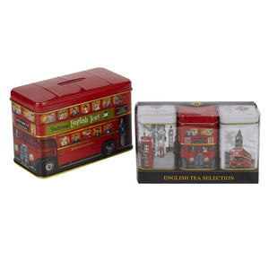 British Icons Tea Selection Black Tea New English Teas