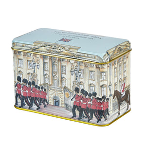 Buckingham Palace English Afternoon Tea Tin 40 Teabags Black Tea New English Teas