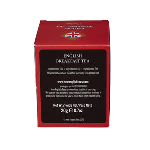 Coldstream Guard English Breakfast Tea 10 Teabag Carton Black Tea New English Teas
