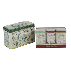 English Garden Party Tea Selection Black Tea New English Teas