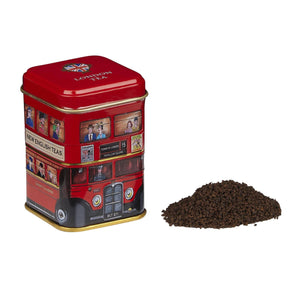 London Bus English Breakfast Tea Mini Tin 25g Black Tea New English Teas