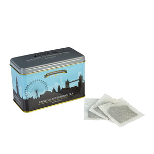 London Skyline English Afternoon Tea Black Tea New English Teas