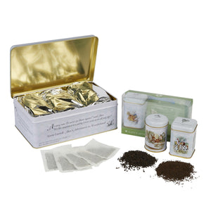 Mad Hatters English Tea Party Selection Black Tea New English Teas