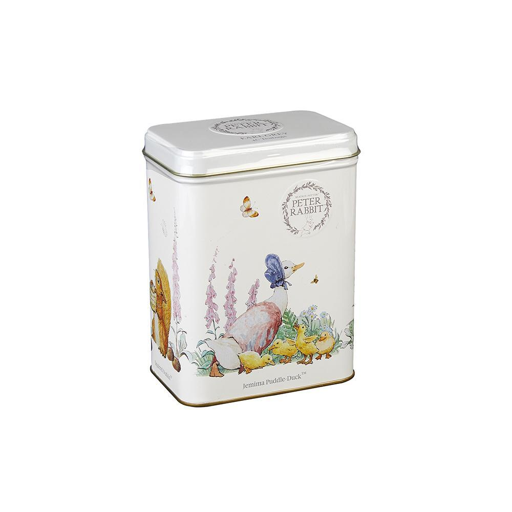 New English Teas Beatrix Potter Earl Grey Tea Tin 40 Teabags Black Tea New English Teas