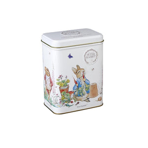 New English Teas Beatrix Potter English Breakfast Tea Tin 40 Teabags Black Tea New English Teas
