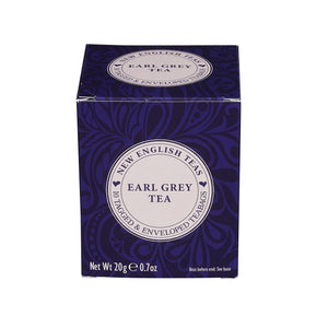 Original Earl Grey Tea 10 Individually Wrapped Teabags Black Tea New English Teas