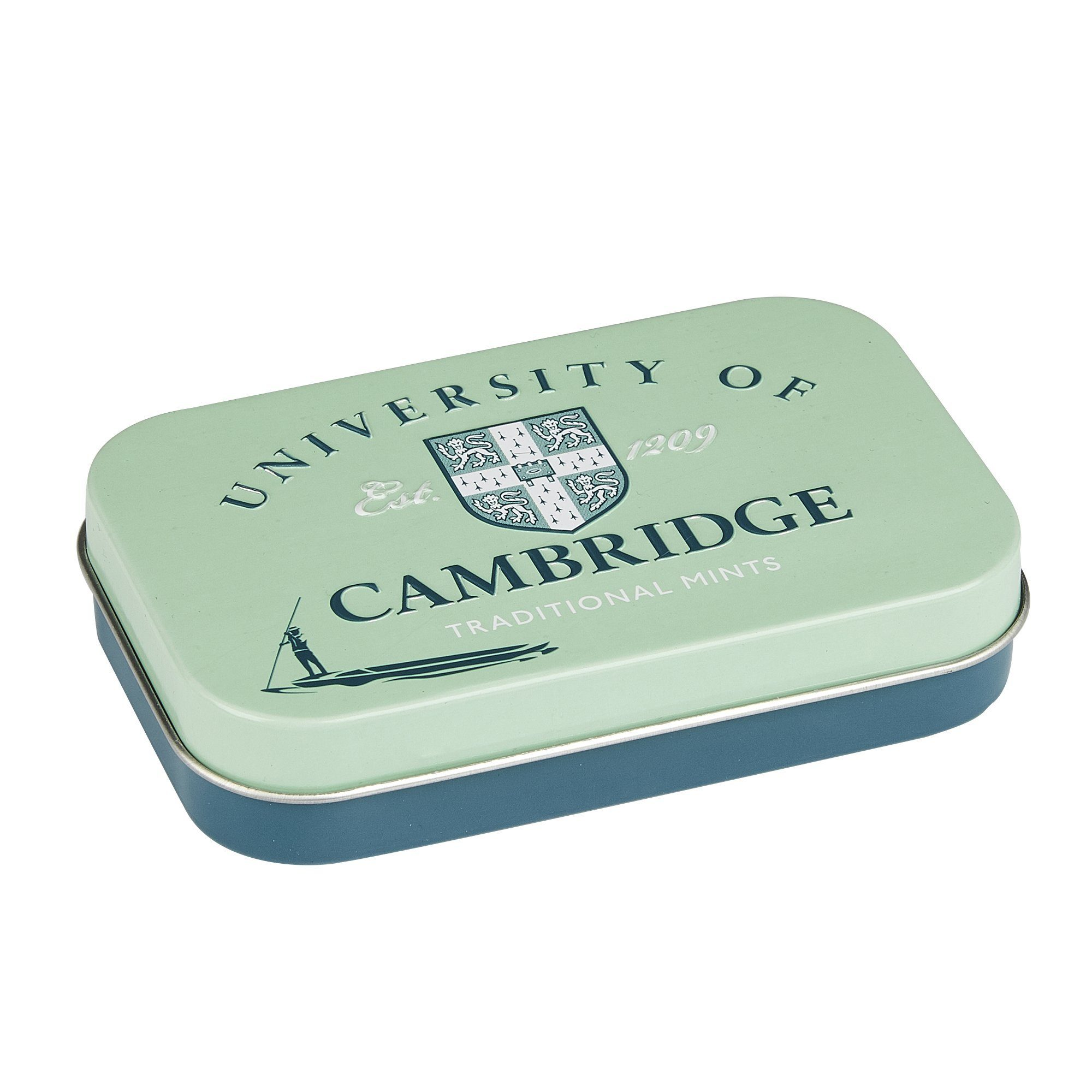 University of Cambridge Sugar Free Mints Pocket Tin 35g Mints New English Teas