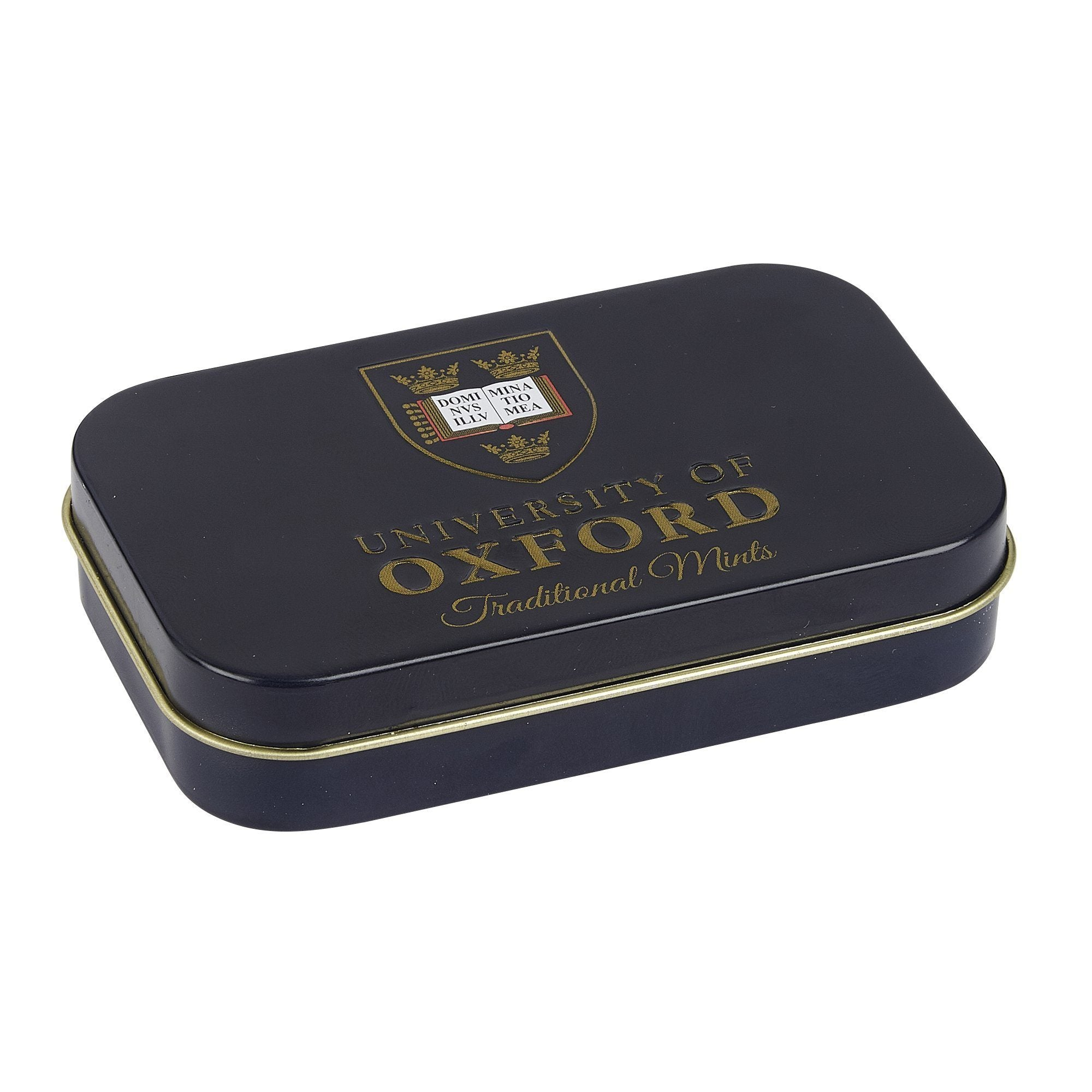 University of Oxford Sugar Free Mints Pocket Tin 35g Mints New English Teas