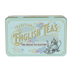 Vintage Victorian Collection Gift Black Tea New English Teas